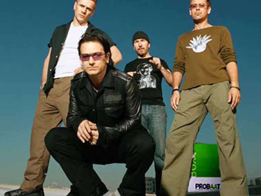 U2 Probaat groen