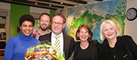 Robert Bosch wint 1e debat kampioenschap DND
