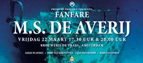 Uitnodiging optreden Zeeuwse Pracht in Amsterdamse Prael