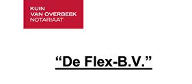 Uitnodiging FlexBV seminar