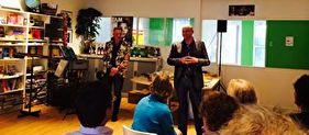 Seminar 'Geld zingt/Het laatste Taboe' Oranje Nassau Kazerne editie