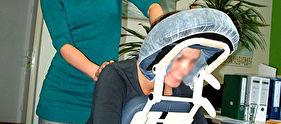 Om de 2 weken een massage
